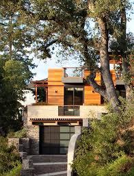 hillside home designs modern house plans hillside and home design california for sloping