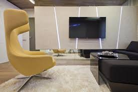 Decoration Modern Living Room Furniture by Living Room Modern And Minimalistic Axioma Home In Moscow Russia