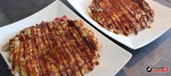 recettes cuisine japonaise okonomiyaki recette simple et rapide cuisine japon