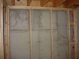 frame a wall in a basement home design planning fresh and frame a