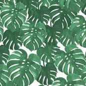 palm leaves fabric wallpaper u0026 gift wrap spoonflower