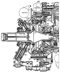engine technical drawing technical details photographs and