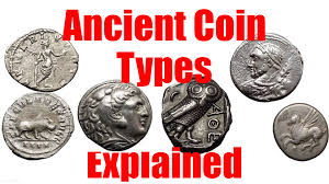 ancient coin types explained guide to roman greek biblical and