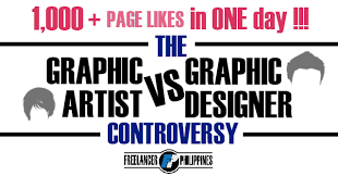 Home Based Graphic Design Jobs Philippines The Graphic Artist Vs Graphic Designer Controversy Freelancer
