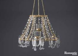 How To Make Crystal Chandelier Make It Diy Crystal Chandelier Romantic Homes