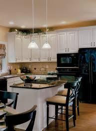 Black Kitchen Pendant Lights Chandeliers Design Marvelous Kitchen Island Chandelier Over
