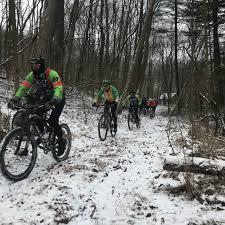 rides mountain bike trailer park