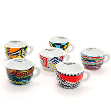 Cappuccino Cups by Edex Arlecchino 6 Cappuccino Cup Set 6 4oz From Whole Latte Love