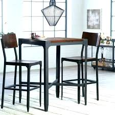 counter height bistro table bar height pub table sets staggering bar height kitchen table sets