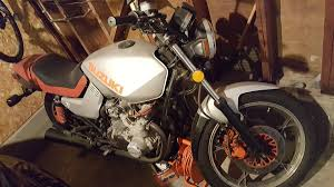 suzuki gs550 motorcycles for sale