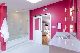 inspiring bathroom ideas for girls color warm teen decor wall art