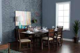 blake ii extension rectangle dining table living spaces