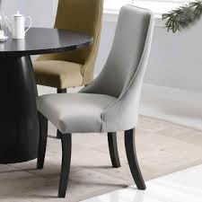 gray leather dining room chairs dinning black leather dining chairs discount dining room chairs