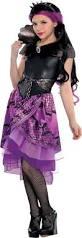 Halloween Monster Costumes Girls Raven Queen Costume Supreme Party