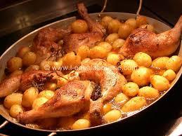 cuisiner cuisse de poulet au four cuisses de poulet pommes de terre rôties l eau à la bouche