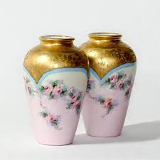Chinese Hand Painted Porcelain Vases 1297 Best Beautiful China Porcelain Images On Pinterest Tea