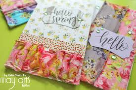 paper craft ribbon ideas and insipration