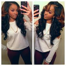 the best way to sew a hair weave best 25 colored weave hairstyles ideas on pinterest black