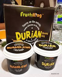 Teh Fruity fruiti king 100 real fruit dessert sunway pyramid
