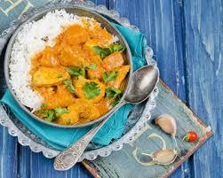 cuisiner du potimarron recette curry de poulet au potimarron