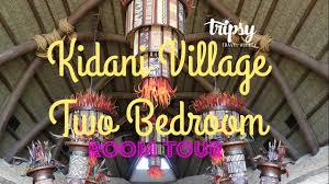 disney u0027s kidani village 2 bedroom suite youtube