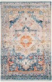 Safavieh Vintage Rug Collection Rug Vtp438b Vintage Area Rugs By Collection