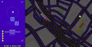 Boston Maps Google Com by You Can Play Pacman In Any Boston Neighborhood On Google Maps