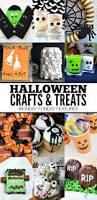 12 halloween crafts u0026 treats kids will love monday funday link