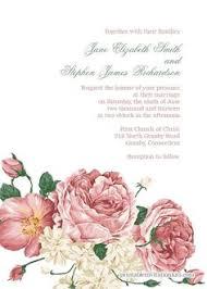 free pdf wedding invitation template with editable texts vintage