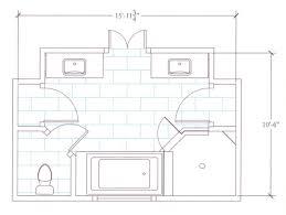 Master Bedroom Floor Plan Designs Bathroom Outstanding Small Master Bathroom Floor Plans Planning