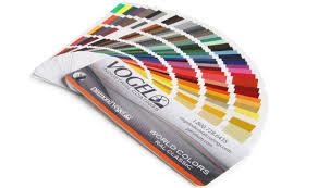 color fan deck radnor decoration