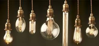 le glã hbirnen design retro glühbirnen nostalgie pur durch vintage len