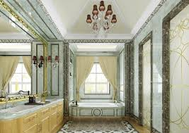 European Bathroom Design D Interior Design Beautiful European - Bathroom design 3d