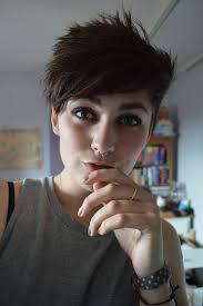 butch haircuts for women cute as all get out im so queer wow pinterest tomboy pixies