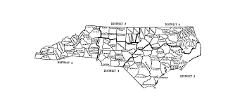 Nc Counties Map North Carolina Board Of Pharmacy Board Election Results