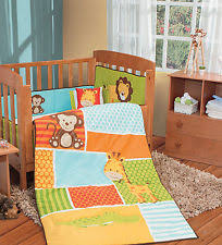 Monkey Crib Bedding Set by Sweet Jojo Designs Monkey Jungle Themed Baby Boy Crib Bedding Set