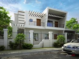 stunning two story modern home design architecture and art worldwide