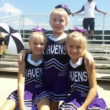 Cheerleader Flags Ravens2016 Jpg