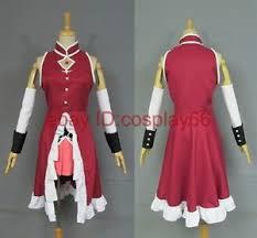 Sakura Halloween Costume Japan Anime Puella Magi Madoka Magica Kyoko Sakura Cosplay