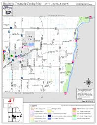 Chicago Zoning Map by Township Zoning Maps Chisago County Mn Official Website