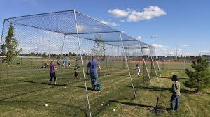 21 knotted nylon batting cages cages plus