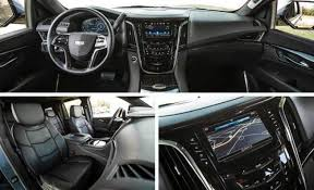inside cadillac escalade 2018 cadillac escalade specs price release date changes and colors