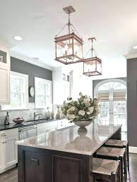 how many pendant lights over kitchen table lighting fixture
