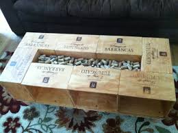 wine crate coffee table wine crate coffee table coffee tables