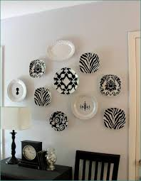decorating kitchen walls with plates wall decor kitchen ideas