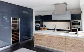 Unfinished Wood Kitchen Island Ultra Modern Kitchen Styles Homesfeed