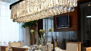 Rectangular Light Fixtures For Dining Rooms Chandelier Rectangular Chandelier Dining Room Stunning Lighting