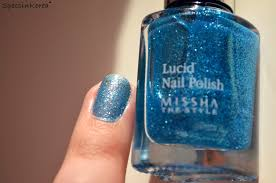 Lucid 2 Minute Beauty Missha The Style Lucid Nail Polish Review Your