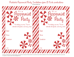 Invitation Card For Christmas Pretty Free Christmas Party Invitations For Girls Nights Party