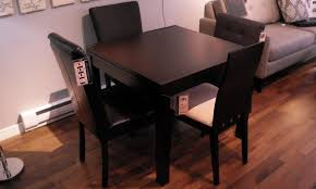 Square Kitchen Tables by Table Favored Rectangular Kitchen Table Amazing Narrow